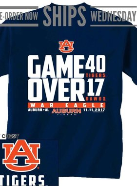 Game Over Georgia T-Shirt