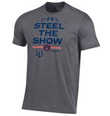 Under Armour Under Armour Steel the Show Charged Cotton T-Shirt