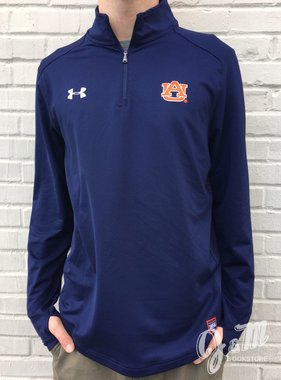 Under Armour AU Reactor Quarter Zip Pullover