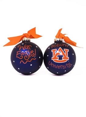 Auburn University/ War Eagle Ornament
