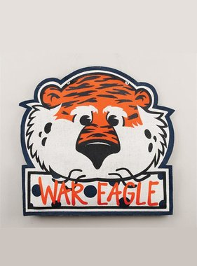 Aubie War Eagle Burlee