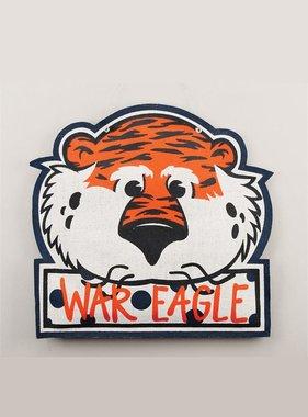 Aubie War Eagle Burlee