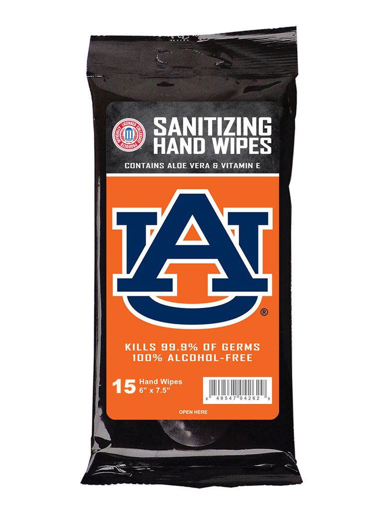 AU Sanitizing Hand Wipes