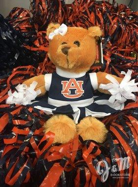 AU Cheerleader Bear w/ Song