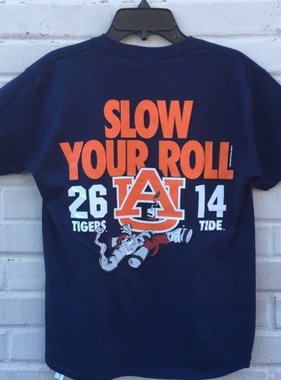 Slow Your Roll 26-14 T-Shirt