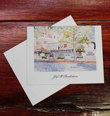 Leslie Brasher 8 Pack Card and Envelopes