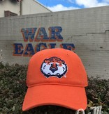 The Game New Aubie Face Toddler Hat Orange