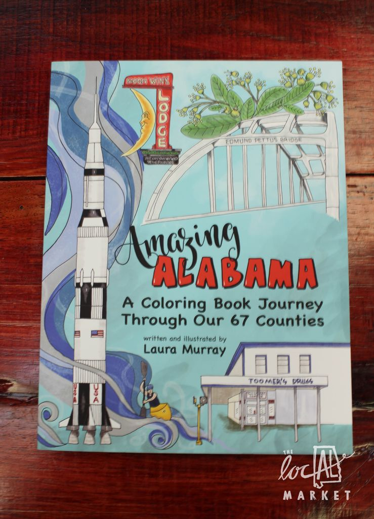 Amazing Alabama - Laura Murray
