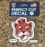 vault old Aubie Decal