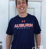 Under Armour Auburn Baseball T-Shirt