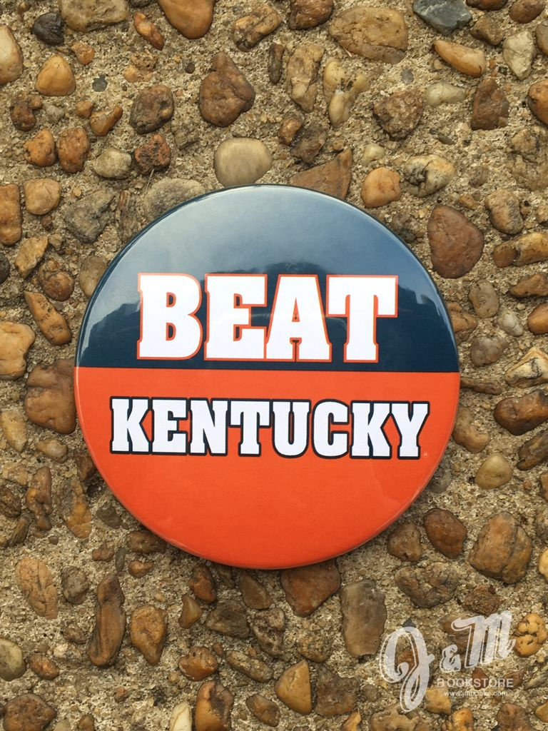 Beat Kentucky Button