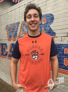 Under Armour Vintage Aubie 1856 2 Tone T-Shirt