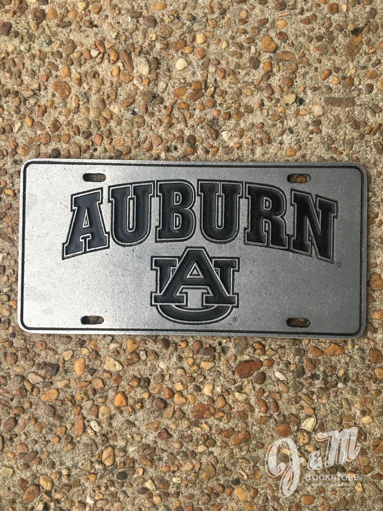 Auburn AU Plate