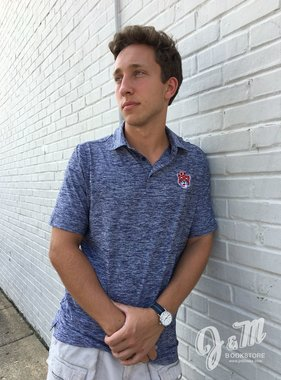 Under Armour Vintage Aubie Elevated Polo