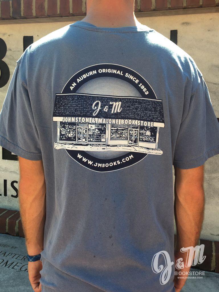 J&M Classic Storefront Comfort Color T-Shirt