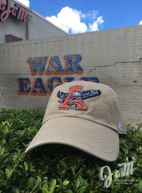 47 Brand Classic Eagle Thru A Hat, Khaki