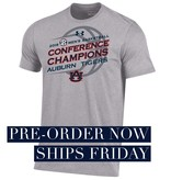 Under Armour 2018 SEC Conference Champions Mens Basketball Charged Cotton T-Shirt