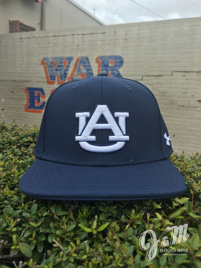 Under Armour Under Armour 2018 Baseball Hat Navy with White AU