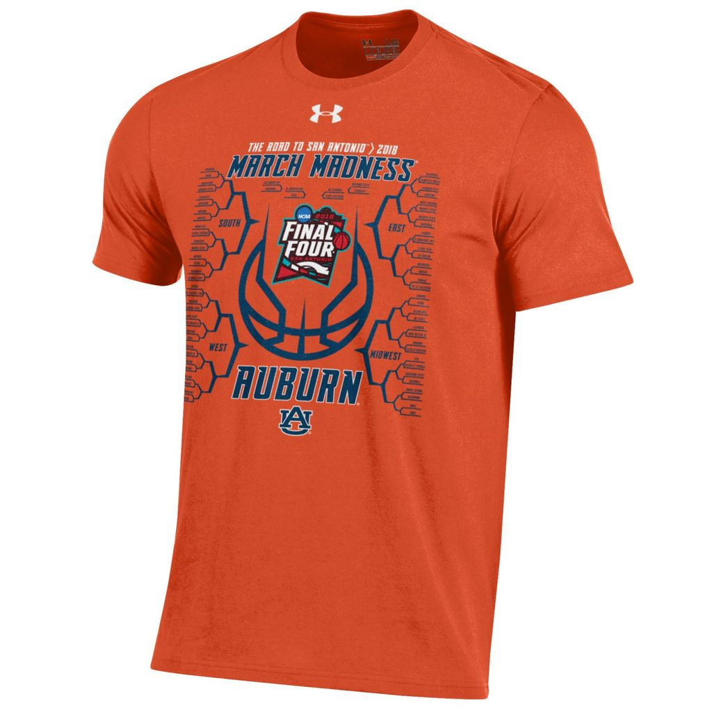 Under Armour Under Armour March Madness Auburn T-Shirt