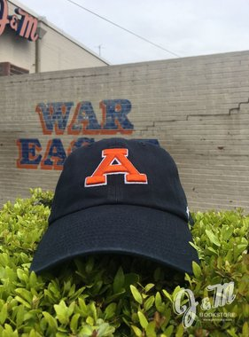 47 Brand Auburn Classic A Clean Up Cap