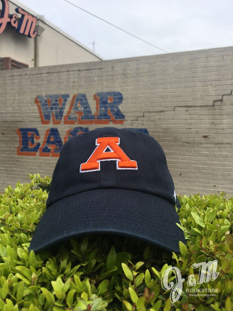 47 Brand Auburn Classic A Clean Up Cap