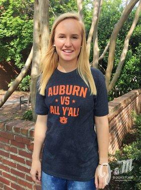 Auburn vs All Y'all T-Shirt