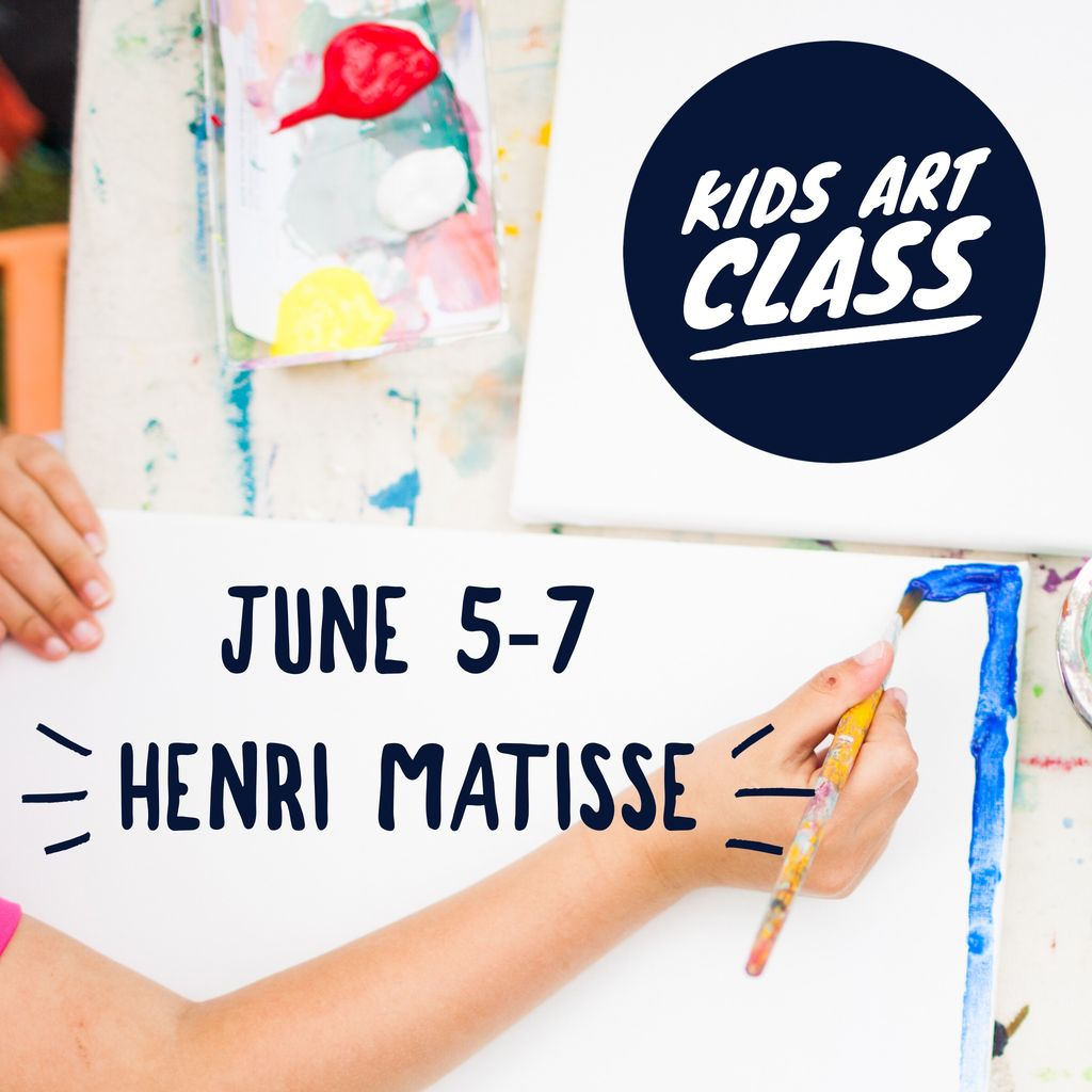 Kids Art Class - Lauren Duncan