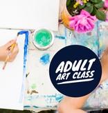 Adult Art Class @ Arboretum