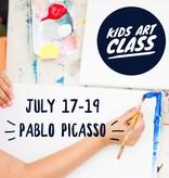 Kids Art Class - Kristin Daniel