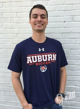 Under Armour Under Armour Auburn Soccer T-Shirt