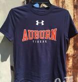Under Armour Stretch Arch Auburn Tigers Youth T-Shirt