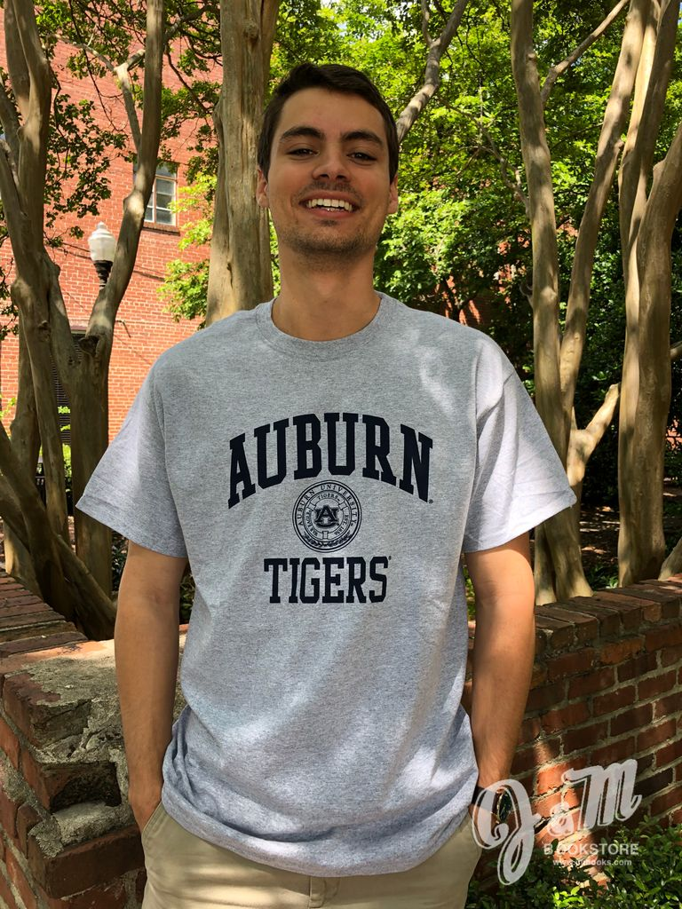 MV Sport Auburn Seal Tigers T-Shirt