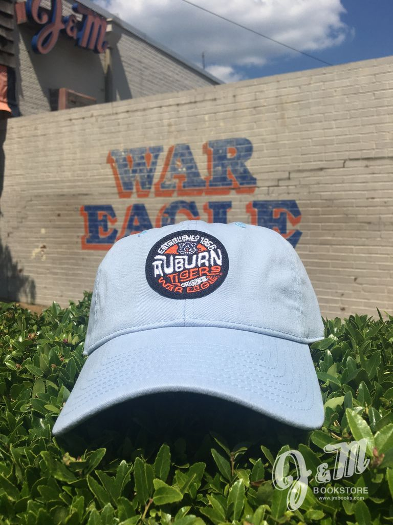 The Game Auburn Tigers Circle Design Ladies Hat