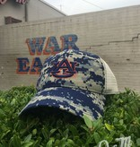 The Game Digital Camo Adjustable Mesh Hat