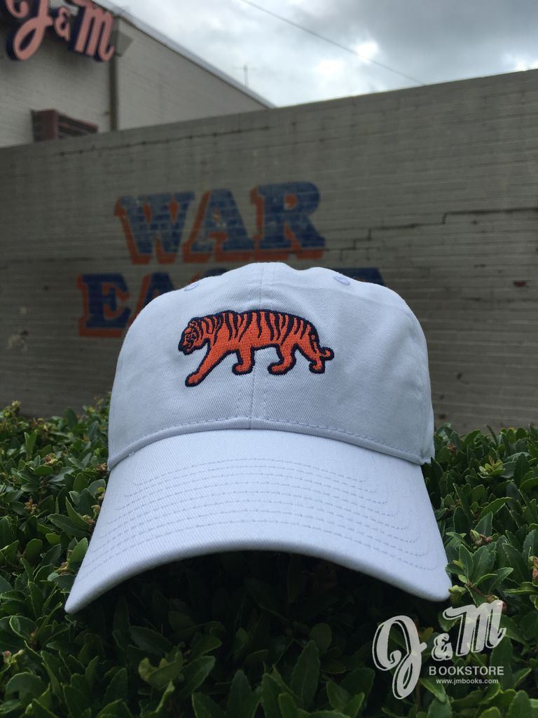 The Game Prowling Tiger White Hat