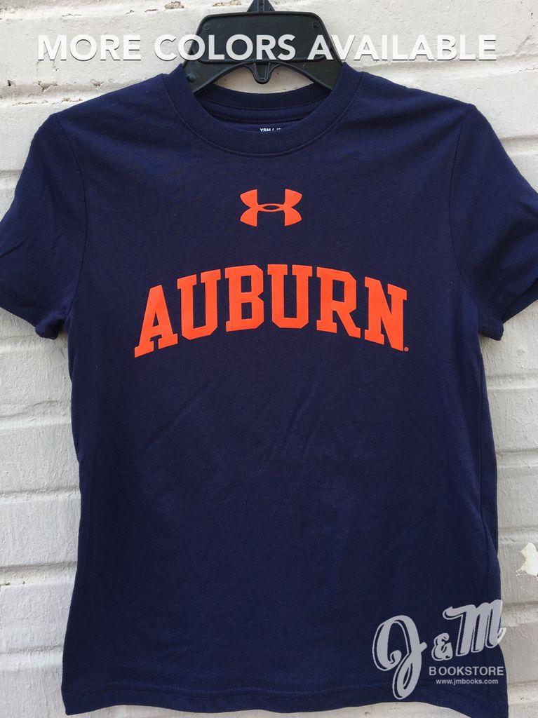 Under Armour Under Armour Arch Auburn Youth T-Shirt