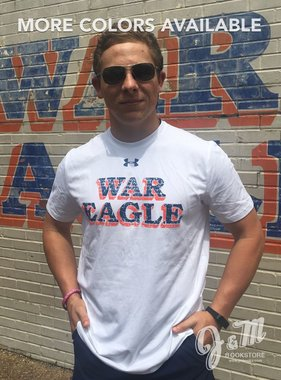 Under Armour Under Armour War Eagle Wall T-Shirt