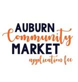 Donald E. Davis Arboretum Auburn Community Market Application Fee