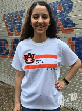 MV Sport AU War Eagle Auburn T-Shirt