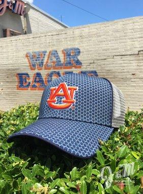 The Game AU Honeycomb Mesh Hat