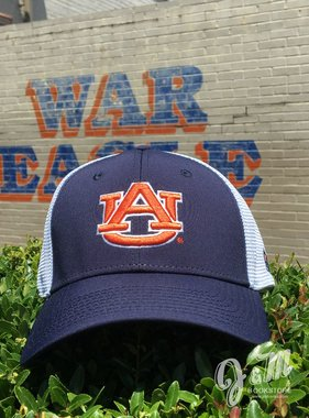 The Game Navy Classic AU Hat with White Sport Mesh