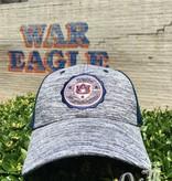 The Game Tigers Auburn University AU Shield Design Mesh Hat
