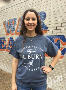 MV Sport Established 1856 Auburn University T-Shirt