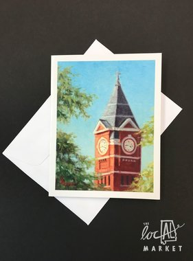 Betty Carroll Samford Tower Cards