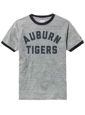 League Vintage Auburn Tigers Ringer T-Shirt