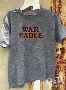 MV Sport Youth War Eagle Wall T-Shirt