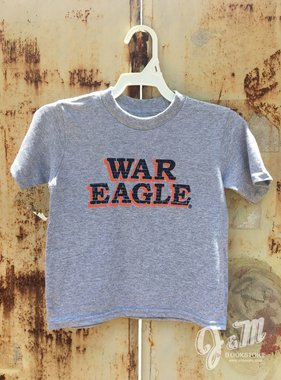 MV Sport Toddler War Eagle Wall T-Shirt