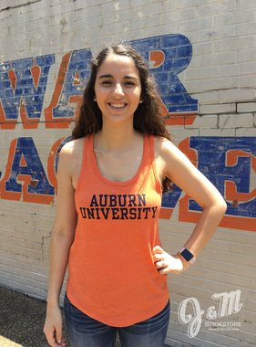 League Auburn University Intramural Tank Top