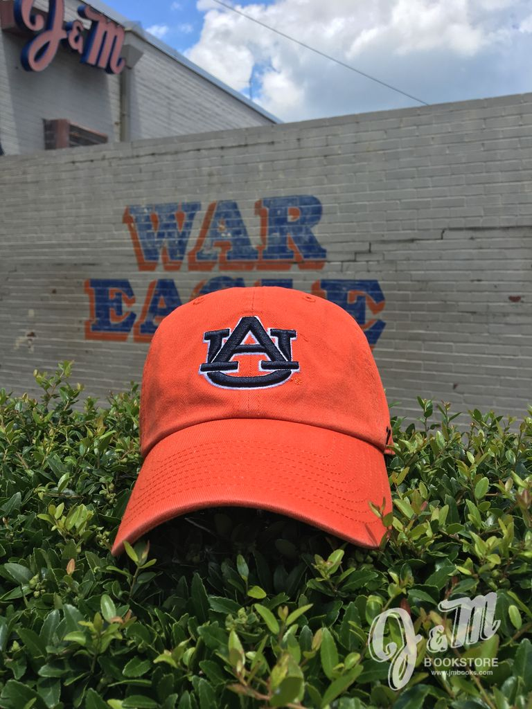 47 Brand AU Classic OSFA Hat, Orange