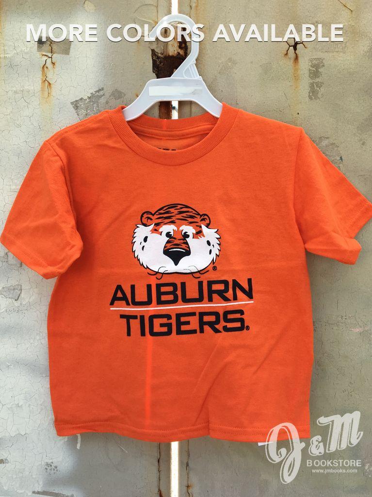 MV Sport New Aubie Auburn Tigers Toddler T-Shirt